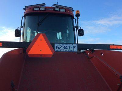 Photo 3. CASE IH STEIGER 535 QUADTRAC tracked tractor