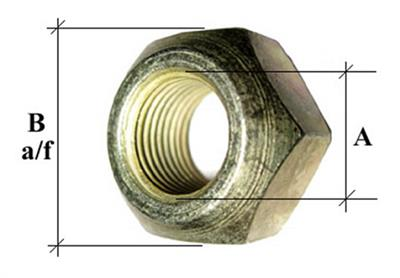 Massey Ferguson Rear Wheel Nut