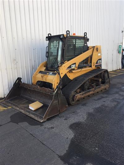 Used Caterpillar 277B Skidsteer