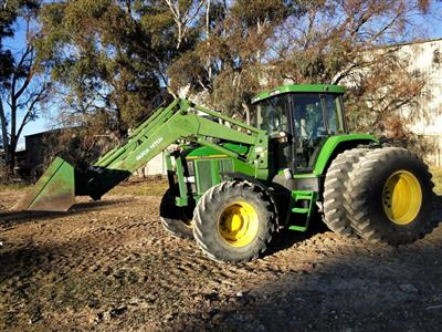 Front-end Loaders | Power Farming