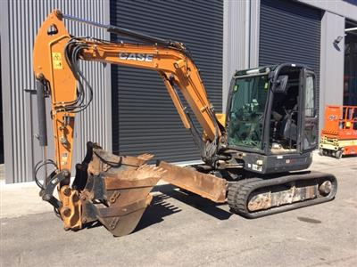 Used Case CX60C Excavator