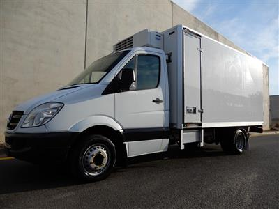 Photo 1. MERCEDES-BENZ SPRINTER van