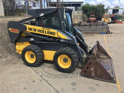 New Holland L185 Skid Steers loader