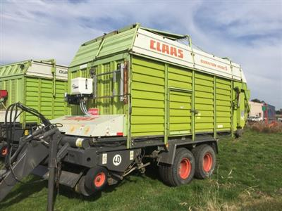 Photo 1. Claas Quantum 4500s 26.3M3 Silage Equip