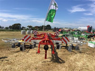 Pottinger TOP702C POTTINER TOP 702C ROTARY RAKE Rakes/Tedder
