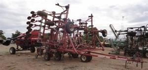 Morris Concept 2000 Air Seeder Complete Single Brand