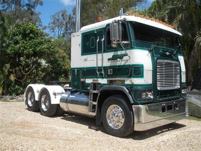 FREIGHTLINER FLB 1999, Trucks, Vans, Buses, Trailers and