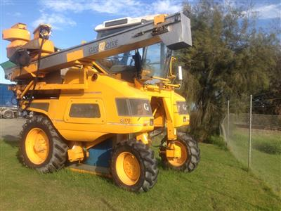 Photo 1. Used Gregoire G170 Harvester