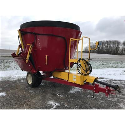 SUPREME 400 REFURB mixing wagon