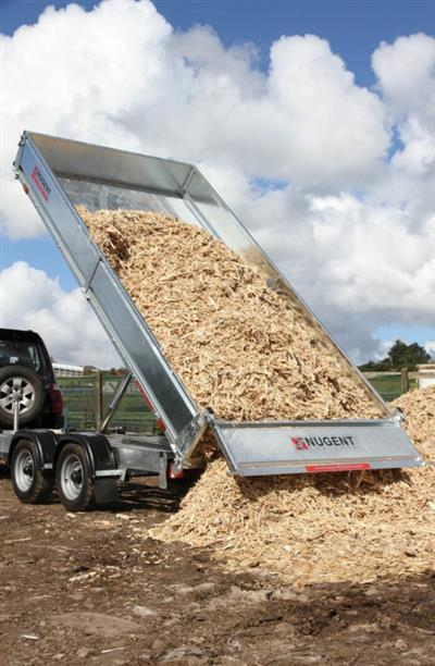 Photo 1. NUGENT TIPPER TRAILER (T-LINE)