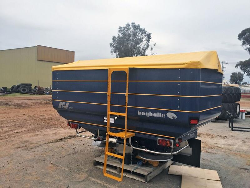 Bogballe M2W PLUS spreader