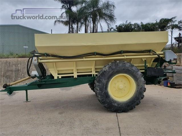 Marshall Multispread 880T Manure Spreaders