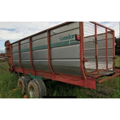 GENDORE FEEDOUT CART