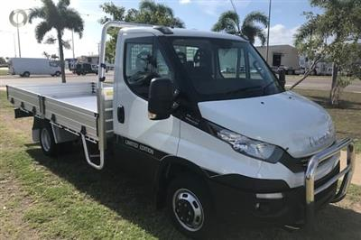Iveco Daily tray truck