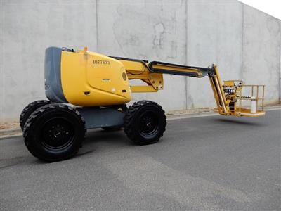 Photo 1. HAULOTTE HA18PX boom lift