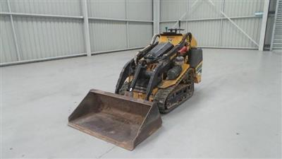 VERMEER S400TX skid steer loader