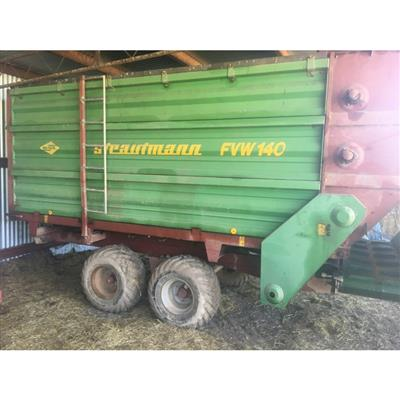 STRAUTMAN FVW140 FEEDOUT WAGON