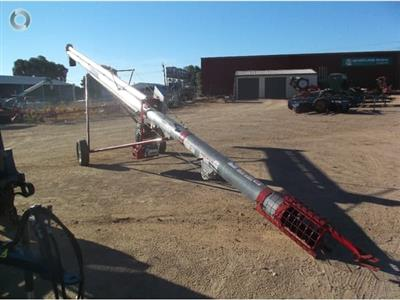 Hutchinson 41ft by 10inch grain auger