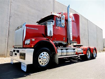WESTERN STAR 4864 FXC prime mover