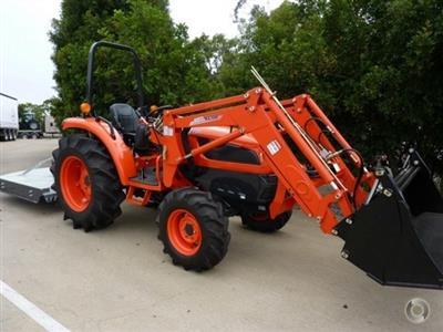 Kioti EX50 tractor, Tractors Kioti-Daedong QLD | Power Farming