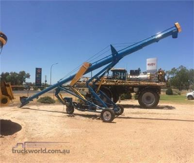 Grain Handling equipment | Power Farming