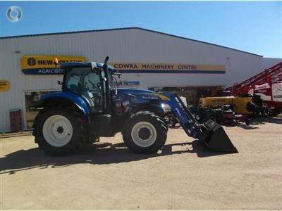 New Holland T7.170 tractor