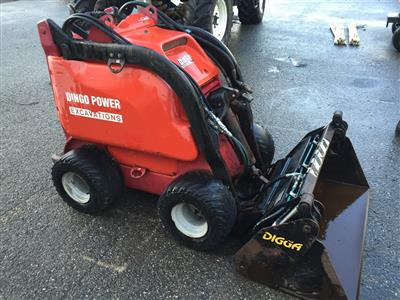 Used Dingo K9-4 mini digger