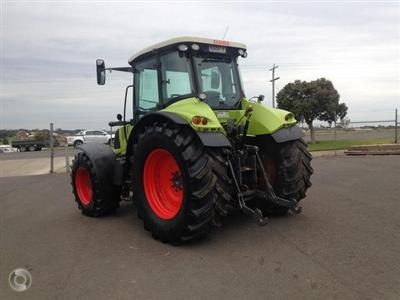 Claas ARION 640-50 tractor