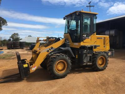 Ranger 918 wheel loader