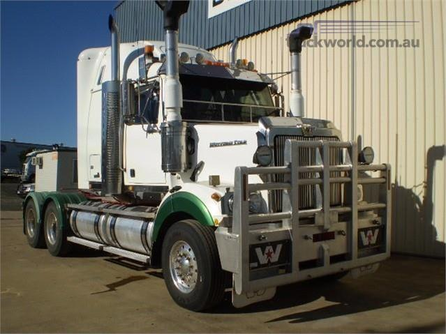 Western Star 4800FX Prime Mover