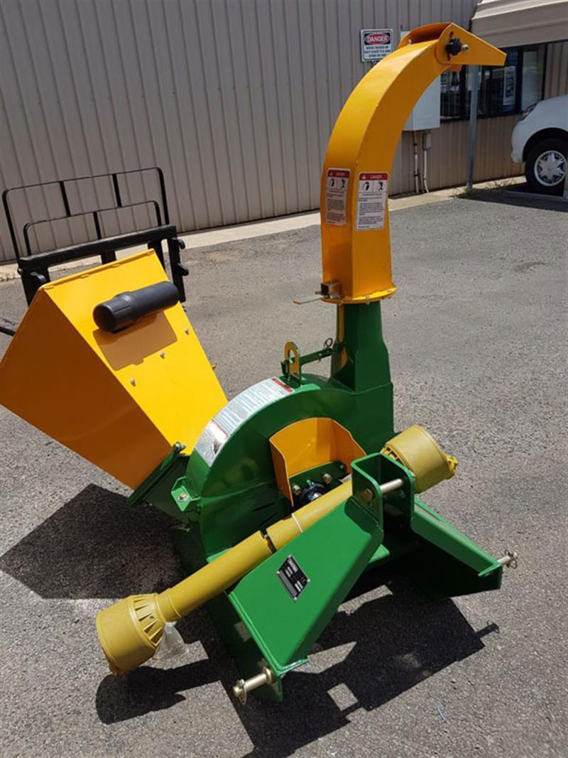Agking 6 inch wood chipper