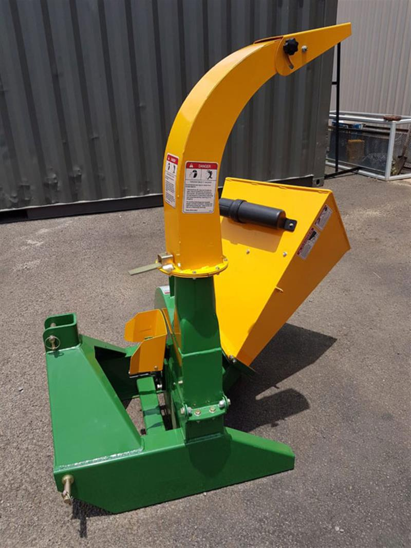 Agking 9inch wood chipper