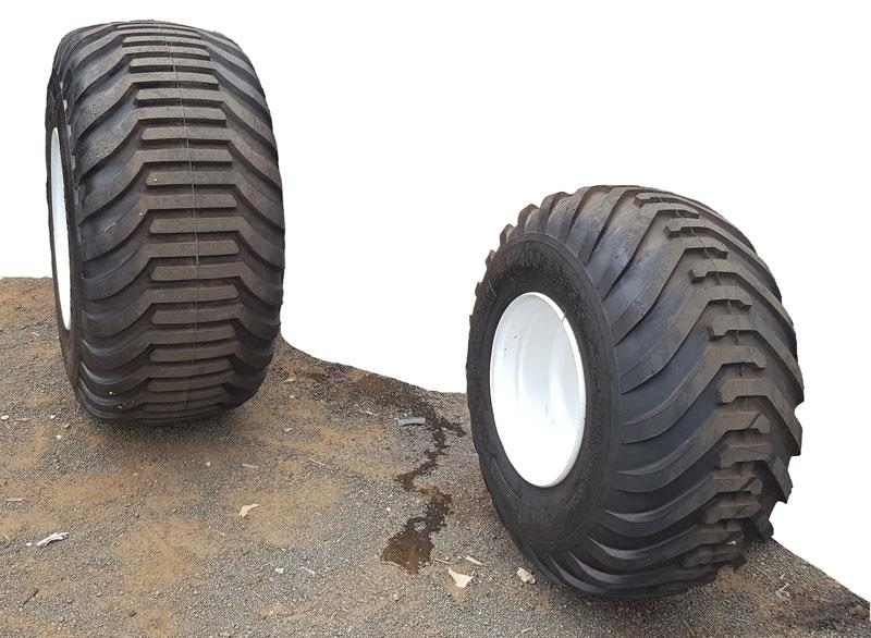 Agking Wide Industrial Tyre