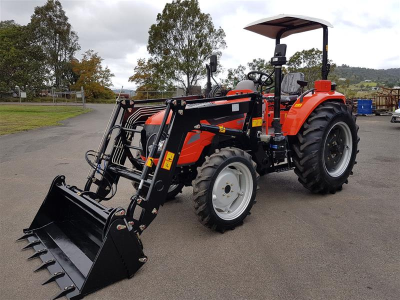 Agking AK704 70hp Tractor ROPS