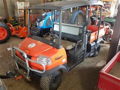 Used Kubota RTV1140L Utility Vehicle