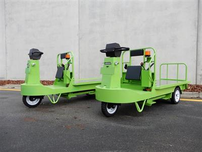 GREEN MACHINE GM1 tow trailer