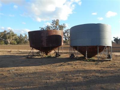 Grain Bins/Storage | Power Farming