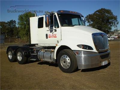International ProStar Prime Mover