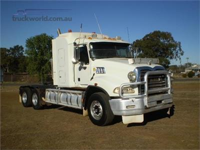 Mack Granite Prime Mover