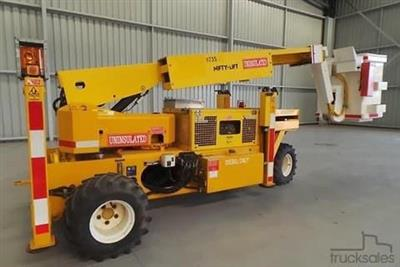 NIFTY SP84ST boom lift