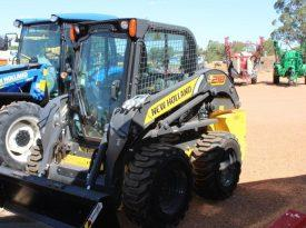 New Holland L218 L17VWN 1D 610 02 Skid Steer Loader