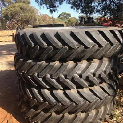 MICHELIN SPRAYER TYRES