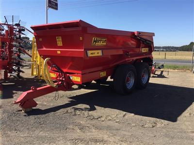 Photo 2. Herron HDT15 HDT 15 Trailer