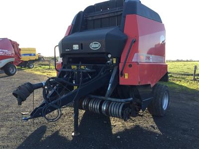 Photo 3. Vicon RV2190 RV 2190 Round Baler