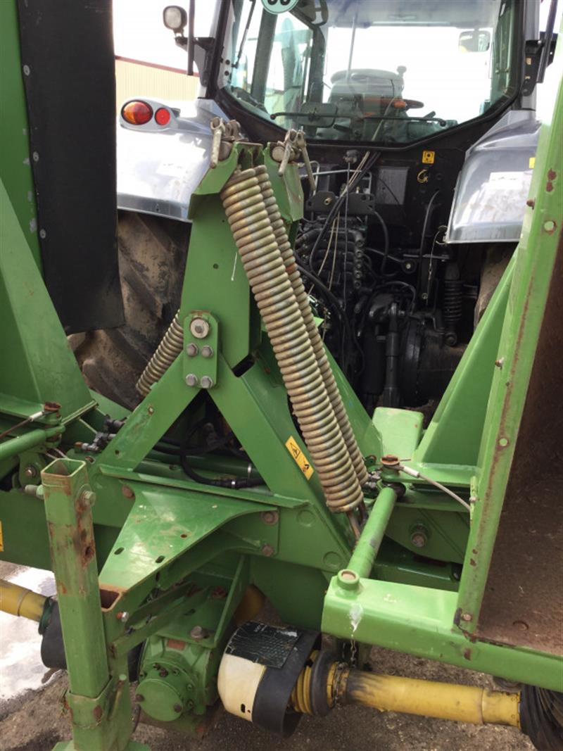 Photo 5. Krone EC 9140CV EASYCUT 9140 CV Mower Conditioner