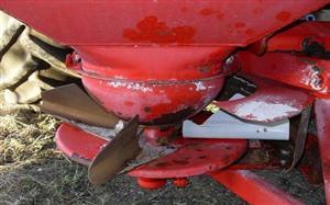 Photo 2. Lely Spreader