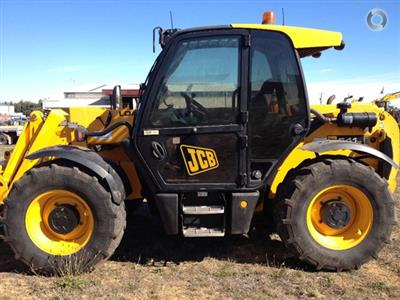Photo 4. JCB 541/70 SUPER telehandler