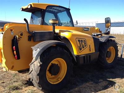 Photo 5. JCB 541/70 SUPER telehandler