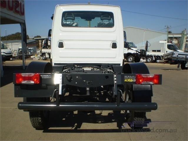 Photo 5. Iveco Daily 55s17W 4x4 Cab Chassis truck