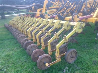 Photo 1. AFM 200 Series Cultivator